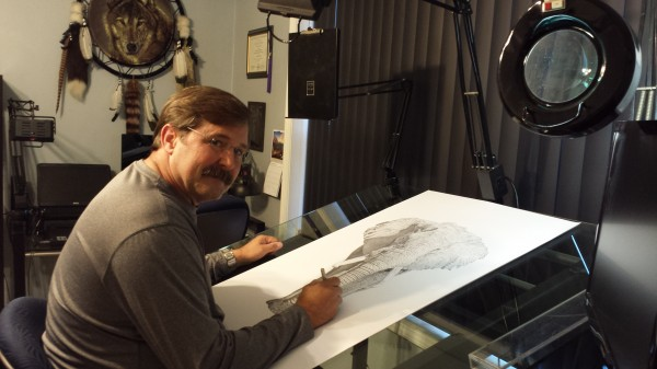 Mike Dukes - Wildlife Artist
